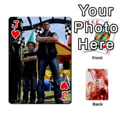 Jack Supernatural Playing Cards By Leigh   Playing Cards 54 Designs   Nczfdibjb7rq   Www Artscow Com Front - HeartJ