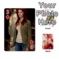 Supernatural Playing Cards By Leigh   Playing Cards 54 Designs   Nczfdibjb7rq   Www Artscow Com Front - Diamond3