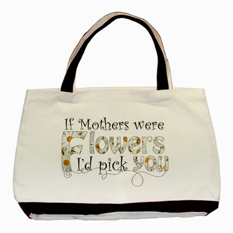 Mothers Day Tote Bag Copy Me By Catvinnat Front
