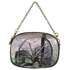 Wagonwheelchain By Amarilloyankee   Chain Purse (two Sides)   9nrw41byqeig   Www Artscow Com Front