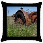 reartractor - Throw Pillow Case (Black)