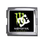 Monster Energy DC Mega Link Italian Charm (18mm)