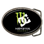 Monster Energy DC Belt Buckle