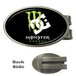 Monster Energy DC Money Clip (Oval)