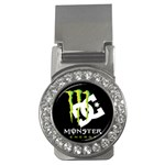 Monster Energy DC Money Clip (CZ)