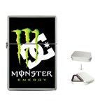 Monster Energy DC Flip Top Lighter