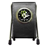 Monster Energy DC Pen Holder Desk Clock