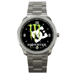 Monster Energy DC Sport Metal Watch