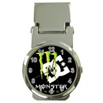 Monster Energy DC Money Clip Watch