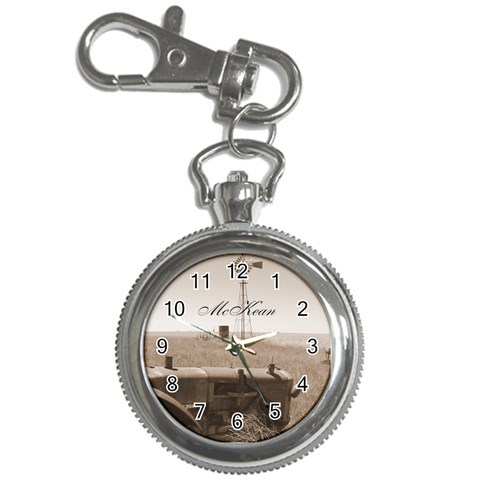 Mckean Watch By Amarilloyankee   Key Chain Watch   Pvu3cl5vqbkg   Www Artscow Com Front