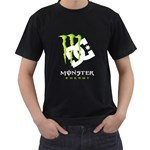 ME DC Black T-Shirt (Two Sides)
