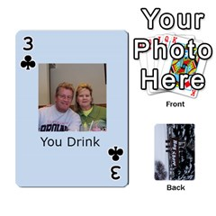 Kings Card Game  By Millie Kovatch   Playing Cards 54 Designs   8jltgzmziumx   Www Artscow Com Front - Club3