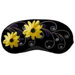 Floral Relaxation Black - Sleeping Mask