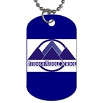RMS - Dog Tag (One Side)
