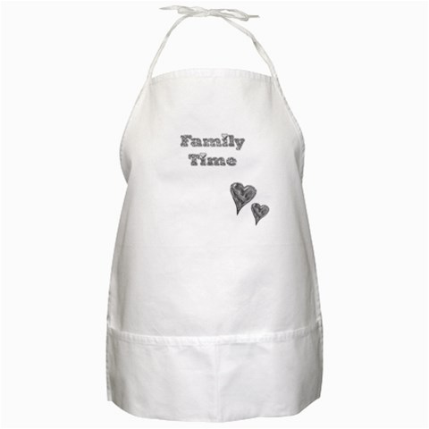 Treasured Moments Apron By Gina   Bbq Apron   Sa9abpisr3fp   Www Artscow Com Front