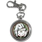 White Rabbit keychain watch - Key Chain Watch