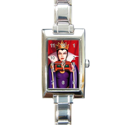 Witch Watch By Diane Edmond   Rectangle Italian Charm Watch   B8uw8qz4yz8h   Www Artscow Com Front