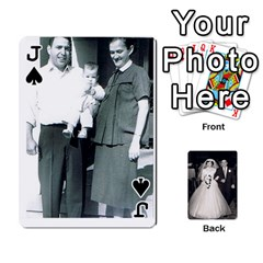 Jack Alice & Ron Deck By Ron Sergenian   Playing Cards 54 Designs   Ntq0sd3ia7dz   Www Artscow Com Front - SpadeJ