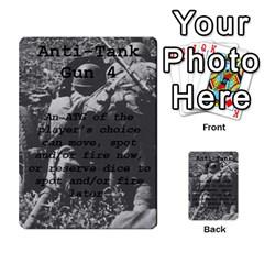 Iabsm Soviet Cards By Brian Weathersby   Multi Purpose Cards (rectangle)   Yox19391u0wa   Www Artscow Com Front 28