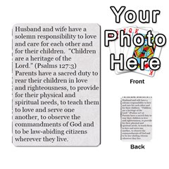 Article Of Faith  Prophets By Thehutchbunch Fuse Net   Multi Purpose Cards (rectangle)   Tsev4ux1p1mn   Www Artscow Com Front 52