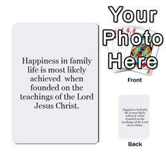 Article Of Faith  Prophets By Thehutchbunch Fuse Net   Multi Purpose Cards (rectangle)   Tsev4ux1p1mn   Www Artscow Com Back 53