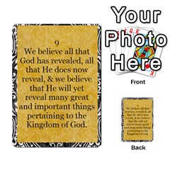 Article Of Faith  Prophets By Thehutchbunch Fuse Net   Multi Purpose Cards (rectangle)   Tsev4ux1p1mn   Www Artscow Com Front 9
