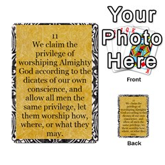 Article Of Faith  Prophets By Thehutchbunch Fuse Net   Multi Purpose Cards (rectangle)   Tsev4ux1p1mn   Www Artscow Com Front 11