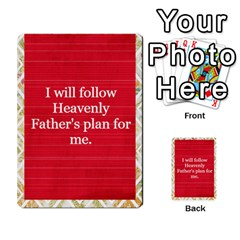Article Of Faith  Prophets By Thehutchbunch Fuse Net   Multi Purpose Cards (rectangle)   Tsev4ux1p1mn   Www Artscow Com Back 16