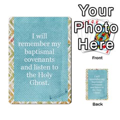 Article Of Faith  Prophets By Thehutchbunch Fuse Net   Multi Purpose Cards (rectangle)   Tsev4ux1p1mn   Www Artscow Com Back 18