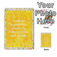 Article Of Faith  Prophets By Thehutchbunch Fuse Net   Multi Purpose Cards (rectangle)   Tsev4ux1p1mn   Www Artscow Com Back 19