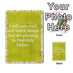 Article Of Faith  Prophets By Thehutchbunch Fuse Net   Multi Purpose Cards (rectangle)   Tsev4ux1p1mn   Www Artscow Com Back 25