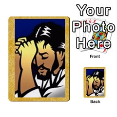 Article Of Faith  Prophets By Thehutchbunch Fuse Net   Multi Purpose Cards (rectangle)   Tsev4ux1p1mn   Www Artscow Com Back 3