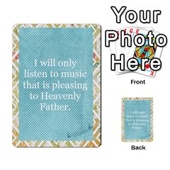Article Of Faith  Prophets By Thehutchbunch Fuse Net   Multi Purpose Cards (rectangle)   Tsev4ux1p1mn   Www Artscow Com Back 26