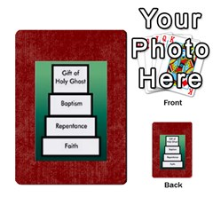 Article Of Faith  Prophets By Thehutchbunch Fuse Net   Multi Purpose Cards (rectangle)   Tsev4ux1p1mn   Www Artscow Com Back 4