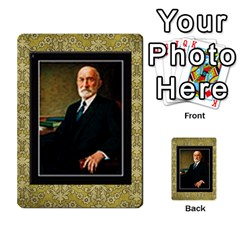 Article Of Faith  Prophets By Thehutchbunch Fuse Net   Multi Purpose Cards (rectangle)   Tsev4ux1p1mn   Www Artscow Com Front 39