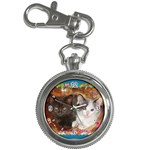 kittens watch - Key Chain Watch