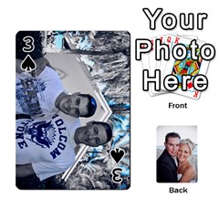 Scott And Cindys   Bonus Playing Cards By Jason   Playing Cards 54 Designs   4vh5mvx9qen3   Www Artscow Com Front - Spade3
