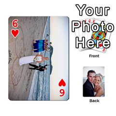 Scott And Cindys   Bonus Playing Cards By Jason   Playing Cards 54 Designs   4vh5mvx9qen3   Www Artscow Com Front - Heart6