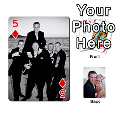 Scott And Cindys   Bonus Playing Cards By Jason   Playing Cards 54 Designs   4vh5mvx9qen3   Www Artscow Com Front - Diamond5
