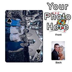 Scott And Cindys   Bonus Playing Cards By Jason   Playing Cards 54 Designs   4vh5mvx9qen3   Www Artscow Com Front - Spade5