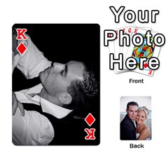 King Scott And Cindys   Bonus Playing Cards By Jason   Playing Cards 54 Designs   4vh5mvx9qen3   Www Artscow Com Front - DiamondK