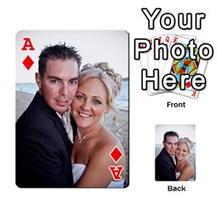 Ace Scott And Cindys   Bonus Playing Cards By Jason   Playing Cards 54 Designs   4vh5mvx9qen3   Www Artscow Com Front - DiamondA