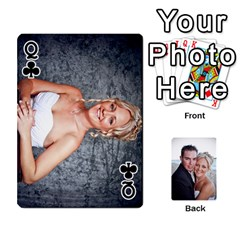 Queen Scott And Cindys   Bonus Playing Cards By Jason   Playing Cards 54 Designs   4vh5mvx9qen3   Www Artscow Com Front - ClubQ