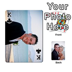 King Scott And Cindys   Bonus Playing Cards By Jason   Playing Cards 54 Designs   4vh5mvx9qen3   Www Artscow Com Front - ClubK