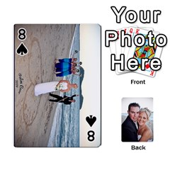 Scott And Cindys   Bonus Playing Cards By Jason   Playing Cards 54 Designs   4vh5mvx9qen3   Www Artscow Com Front - Spade8