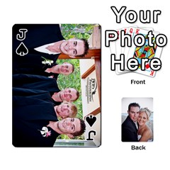 Jack Scott And Cindys   Bonus Playing Cards By Jason   Playing Cards 54 Designs   4vh5mvx9qen3   Www Artscow Com Front - SpadeJ
