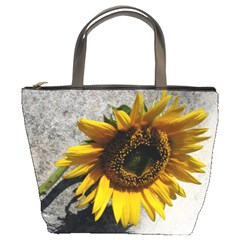 Sunflower By Alana   Bucket Bag   Khachveg3f3l   Www Artscow Com Front