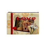 Love bag - Cosmetic Bag (Medium)