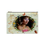 flower - Cosmetic Bag (Medium)