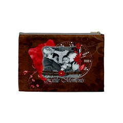 Little Moments By Brookieadkins Yahoo Com   Cosmetic Bag (medium)   1fn2rqj8kyvc   Www Artscow Com Back